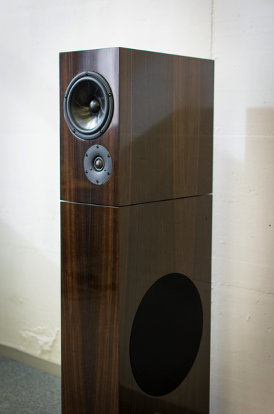 Credo Audio Switzerland Evolution Reference One