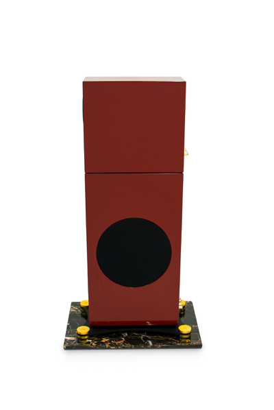 Credo Audio Switzerland Evolution Reference One Red
